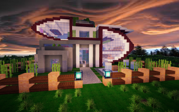 Futurist Modern House