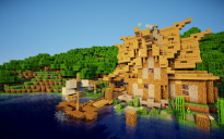 Medieval Fisherman's House
