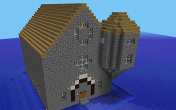 Medieval Church - Pocket Edition