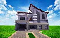 Modern House [D.I.Y Interior]
