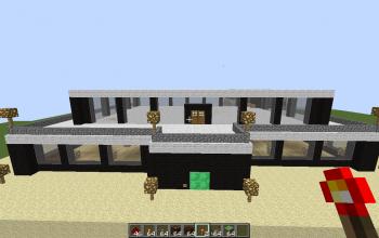Modern House Redstone #1