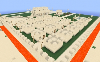 Desert Fortification Project