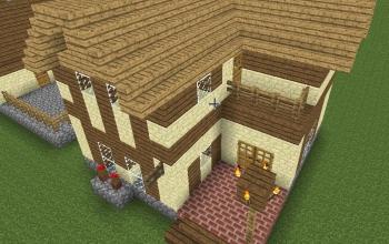 Ultima Online Housing - Two Storey Villa