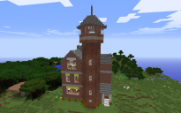 Brick Tower Mansion