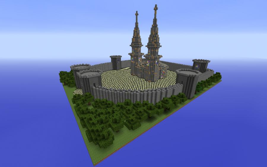 Castle Frame Creation 2941
