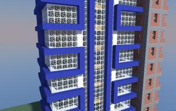 Modern Skyscraper #3