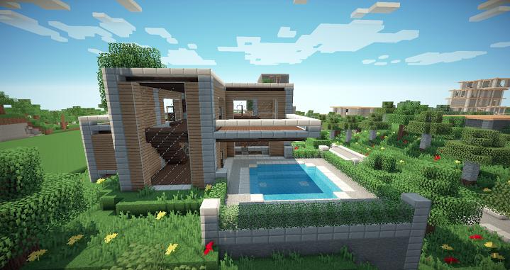 Einville Modern Community 8 Houses