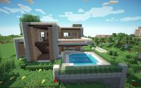 Einville Modern community [8 houses]