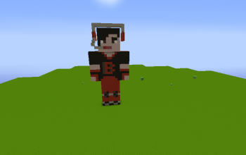 My Skin Pixle Art