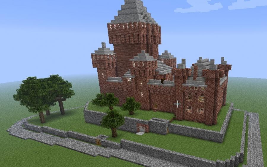 Castle Vufflens, creation #2981