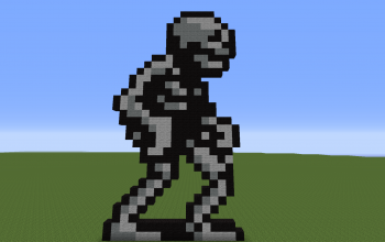 Skeleton from Castlevania 2