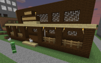 small Western Style Jail