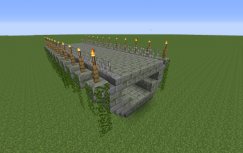 Ancient Skyway Modified with sewer(Straight)