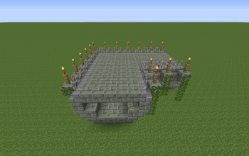 Ancient Skyway Modified with sewer(Corner)