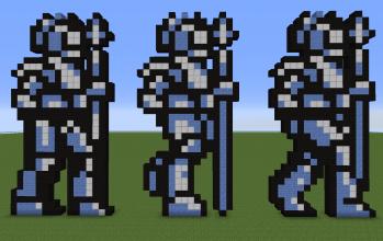 Armor From Castlevania 1