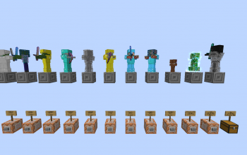 Geared Mobs