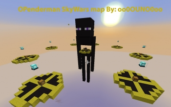 OPenderman SkyWars scematic