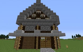 Basic Villager Home