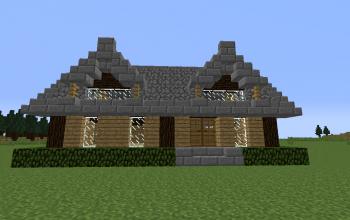 Basic survival house 3