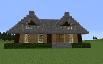 Basic survival house 3