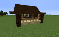 Small Survival Shack