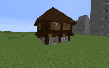 Medieval Family Home