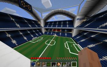 **New** Huge Football/Soccer Stadium