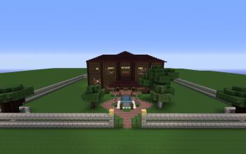 Dark Oak Mansion