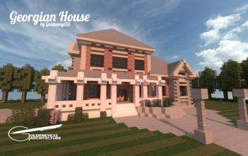 Georgian House #1   Architecture