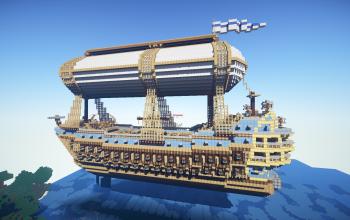 HUGE Airship