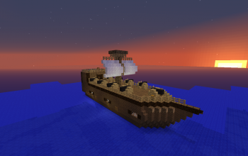 Small Pirateship