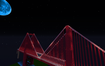 HUGE Golden Gate Bridge