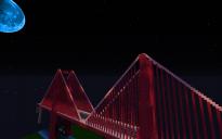 HUGE Golden Gate Bridge