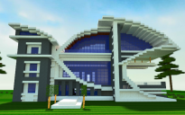 Futurist Modern House #2