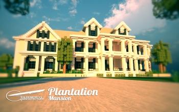 Plantation Mansion #1 | Architecture