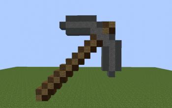 Stone Pickaxe