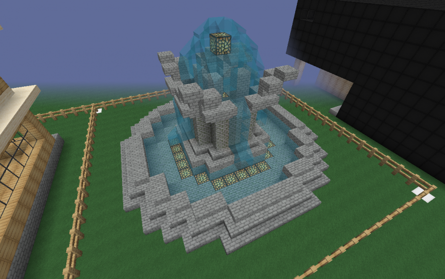 Chafariz Fonte Fountain 02 Creation 355