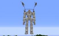 Jaeger - Pacific Rim Inspired - Custom