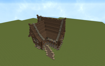 Medium Medieval House