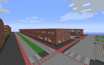 Terraced Houses with 2 floors