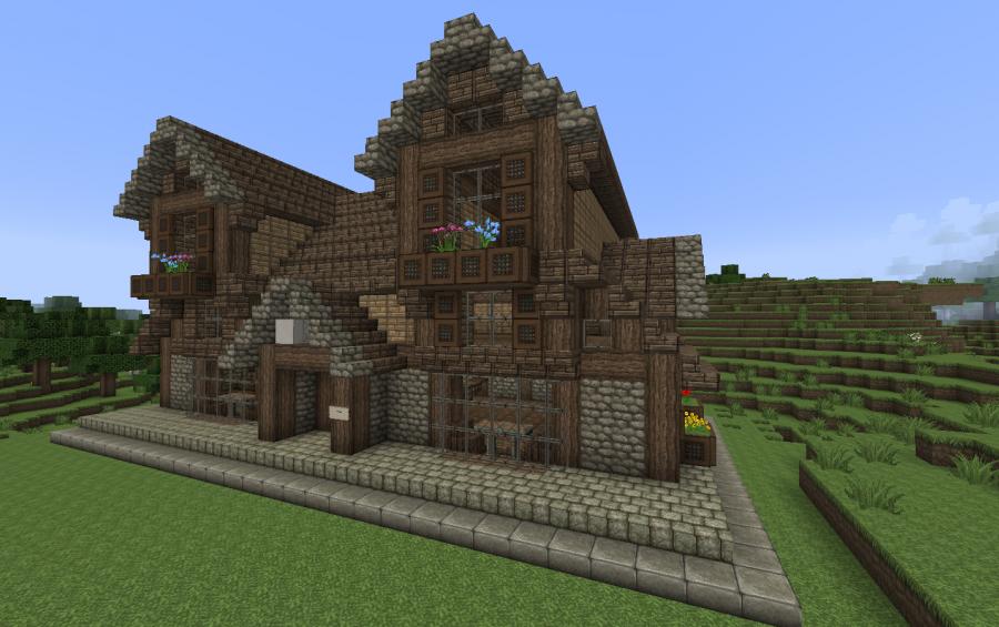 Medieval Tavern Inn Creation 3576