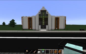 Small Modern Church