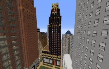 Radiator Building, New York