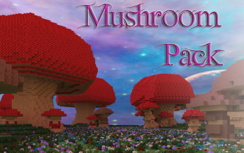 9 Giant Fantasy themed Mushrooms