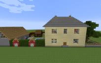 country house by zerte