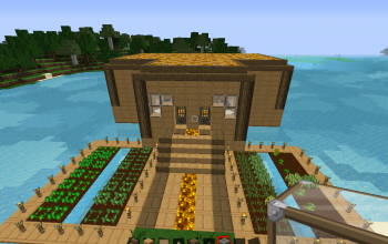 Huge House