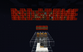 Redstone set and forget furnace