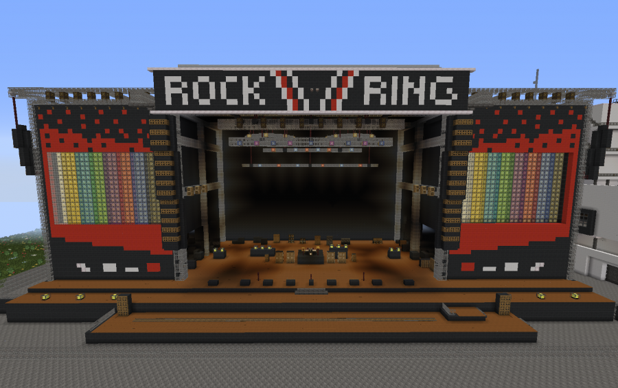 rock am ring stage  creation  3670