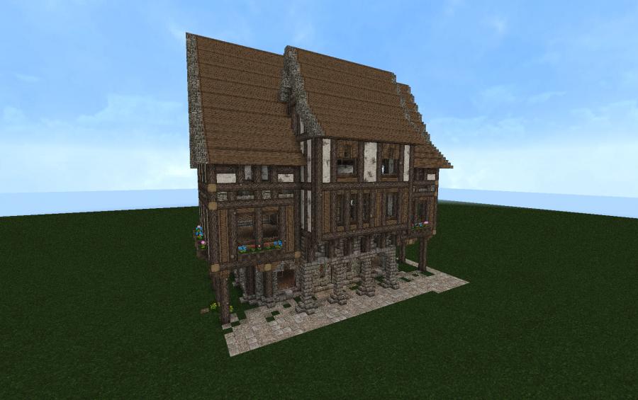 Medieval House Inn Apartments Creation 3672