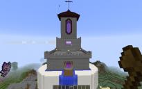 Divine Church in the Sky